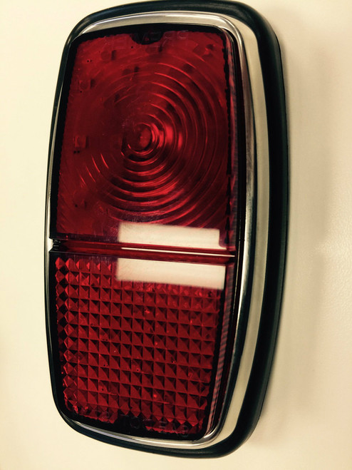 1963 to 1967 Cobra LED tail Light Front