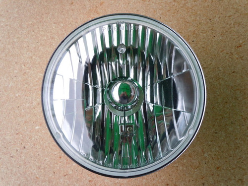 """CRYSTAL CLEAR 7"""" H4 HALOGEN"""