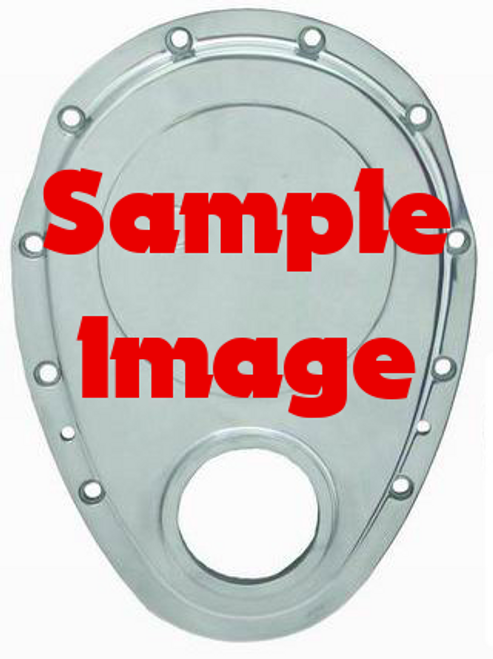 SB FORD TIMING CHAIN COVER - ALUMINUM