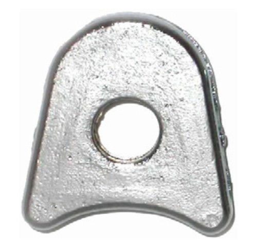 CHROME FORD DISTRIBUTOR HOLD DOWN