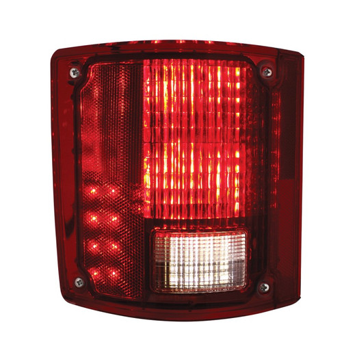 1973-87 CHEVROLET TRUCK LED TAIL LIGHT w/SEQUENCER - L/H