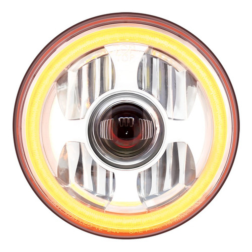 "7"" LED HALO LIGHT WITH DRL & TURN SINGAL (each)"