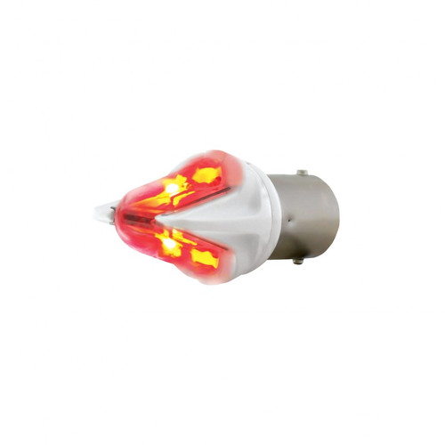 1156 HIGH POWERED LED REPLACEMENT BULB - RED