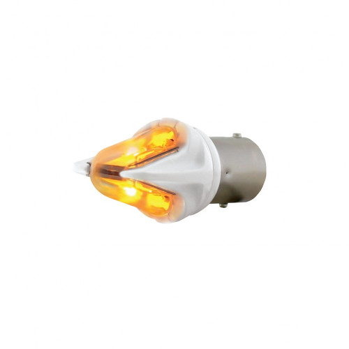 1157 HIGH POWERED LED REPLACEMENT BULB - AMBER