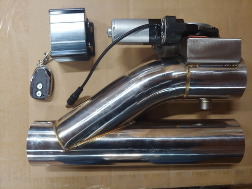 "3"" ELECTRIC EXHAUST CUTOUTS (PAIR)"