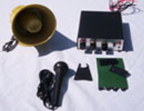 ANIMAL HOUSE PA/HORN SYSTEM