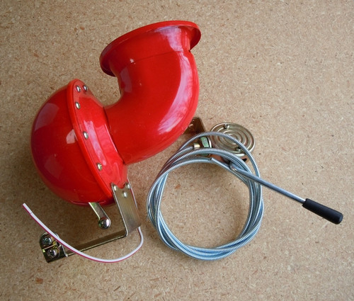 BULL HORN WITH MECHANICAL ADJUSTMENT