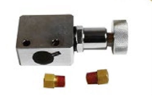 Brake Components - Proportioning & Residual Valves