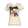 Breakfast Club Stereotypes Juniors T-Shirt