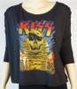 KISS Galaxy Long Sleeve T-Shirt
