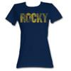 Rocky Movie Logo Juniors T-Shirt