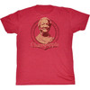 Sanford and Son Distressed Champipple T-Shirt in red