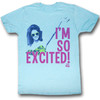 Saved By The Bell I'm So Excited T-Shirt