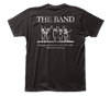 The Band Last Waltz 2-Sided Black T-Shirt  back