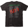 KISS 1979 Dynasty Tour 2-sided Concert T-Shirt back
