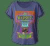 Woodstock Concert Poster Dolman T-Shirt
