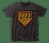 KISS Army Shield T-Shirt