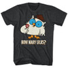 "Tootsie Pop Mr. Owl ""How Many Licks?"" T-Shirt"