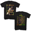 Stevie Ray Vaughan & Double Trouble 1986 Tour T-Shirt