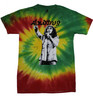 Bob Marley Exodus Tour 2-sided Tie Dye T-Shirt