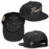 Multiple views of  Prince Snap Back Cap