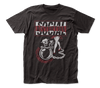 Social Distortion 2-sided Ball & Chain Tour T-Shirt- Front