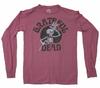 Grateful Dead Skeleton with Top Hat LS Shirt