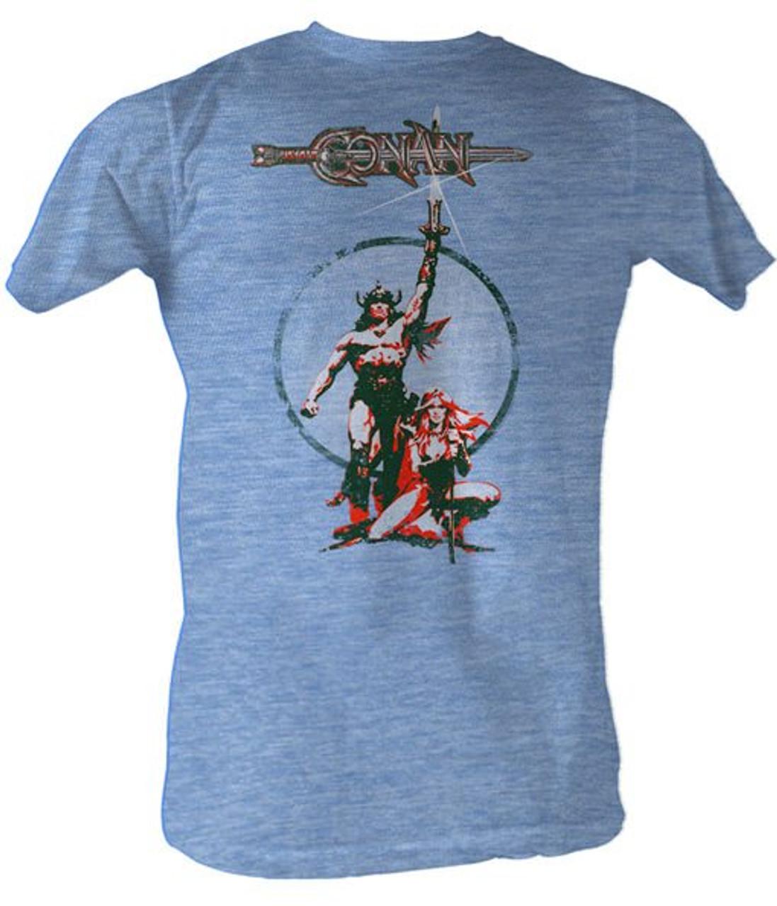 d27ca3efd24 Conan the Barbarian T-Shirt