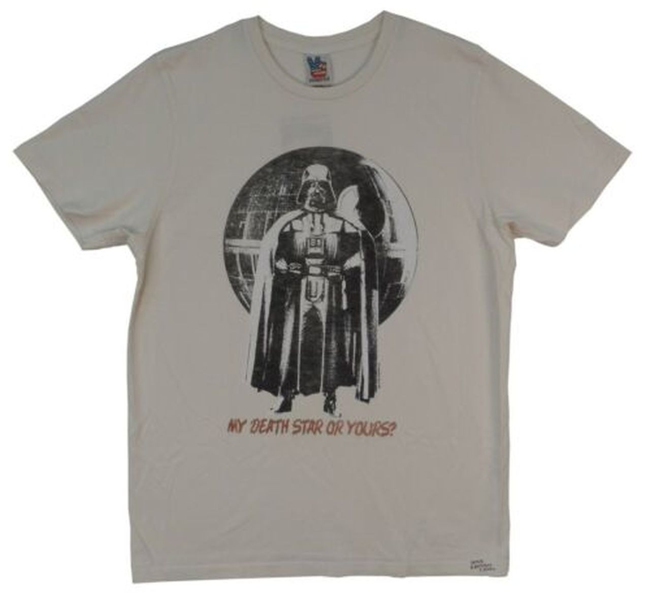 Death star academy Darth Vader Star Wars film T Shirt