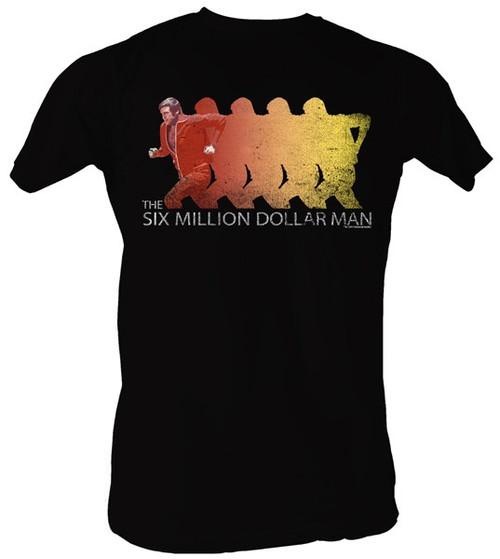 Steve Austin Six Million Dollar Man T-Shirt