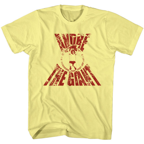 Andre the Giant T-Shirt