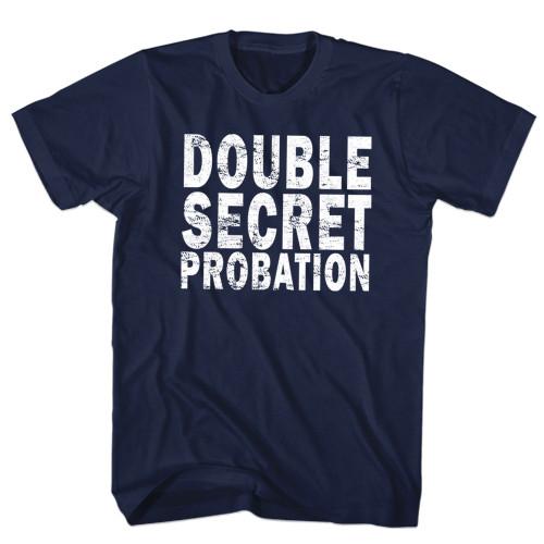 Animal House Double Secret Probation T-Shirt