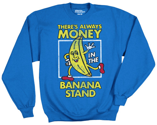 Arrested Development Frozen Banana Stand Sweatshirt