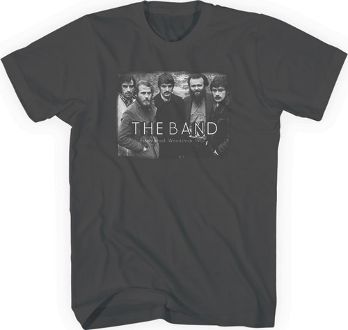 The Band Established Woodstock T-Shirt