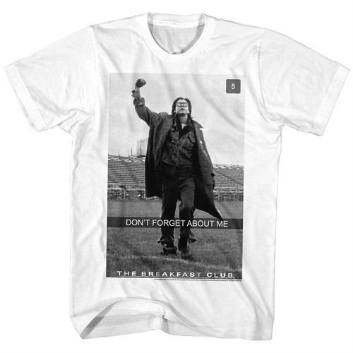 Breakfast Club Judd Nelson Bender Fist Pump Photo T-Shirt