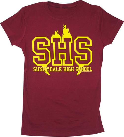 Sunnydale High School Juniors T-Shirt