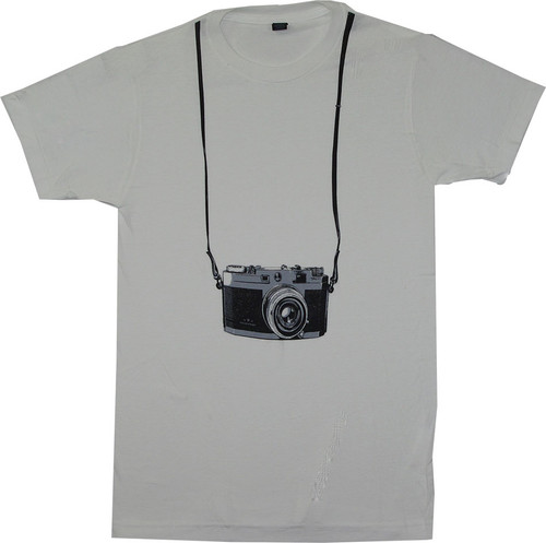 Film Camera Tourist T-Shirt