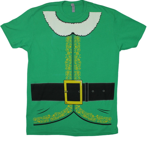 Men's Elf Costume T-Shirt