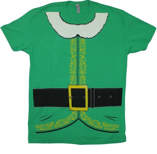 Men's Elf Costume T-Shirt