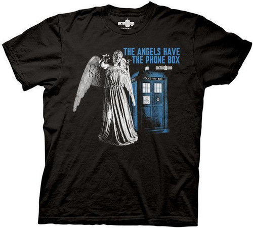 Doctor Who Angels T-Shirt (