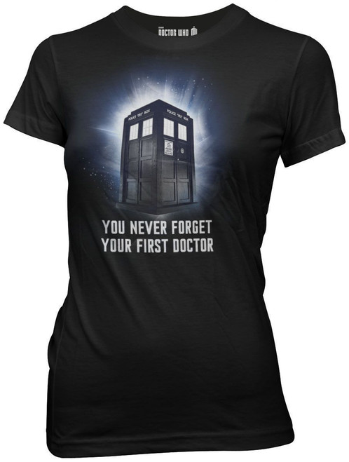Doctor Who First Doctor Juniors T-Shirt