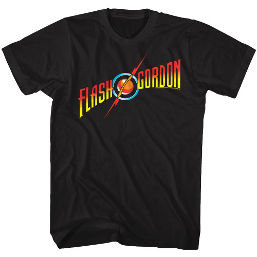 Flash Gordon Logo T-Shirt