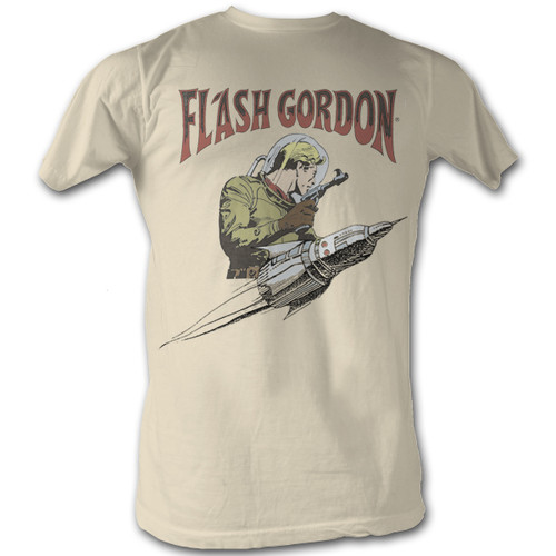 Flash Gordon Rocket T-Shirt