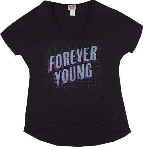 Junk Food Forever Young T-Shirt