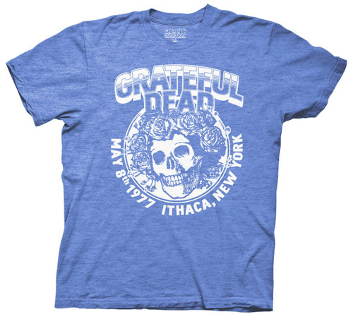 Grateful Dead Ithaca New York T-Shirt