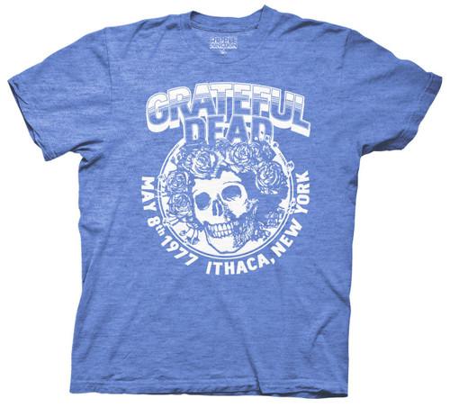 Grateful Dead Ithaca New York T-Shirt