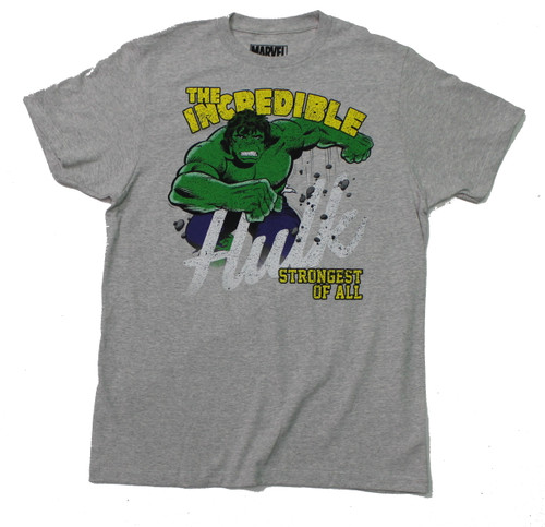 The Incredible Hulk Stomping T-Shirt