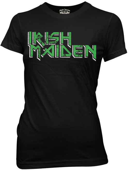 Irish Maiden Juniors T-Shirt