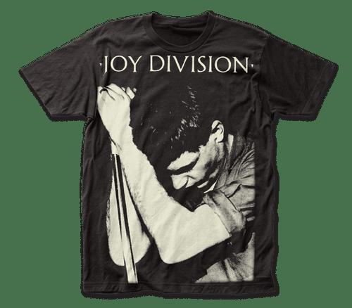 Joy Division Ian Curtis Subway T-Shirt