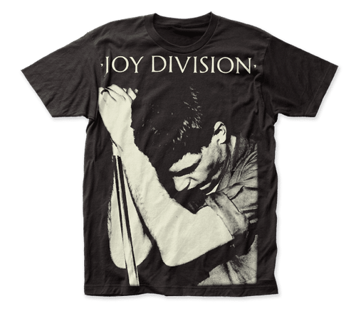 Joy Division Ian Curtis Subway T-Shirt